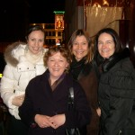 Corrie, Lisa, Catherine and Me