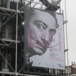 Provocative Exhibition of Dali&#8217;s Work at the Pompidou Centre, Paris