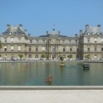 Tennis, Chess, Sailing at Luxembourg Gardens in Paris