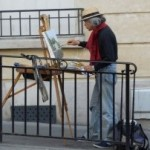 Hoping to Find Real Artists in Montmartre